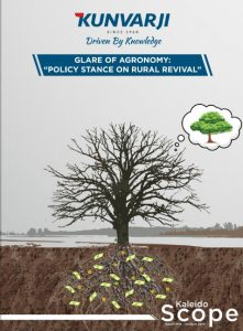 "GLARE OF AGRONOMY: ""POLICY STANCE ON RURAL REVIVAL"""